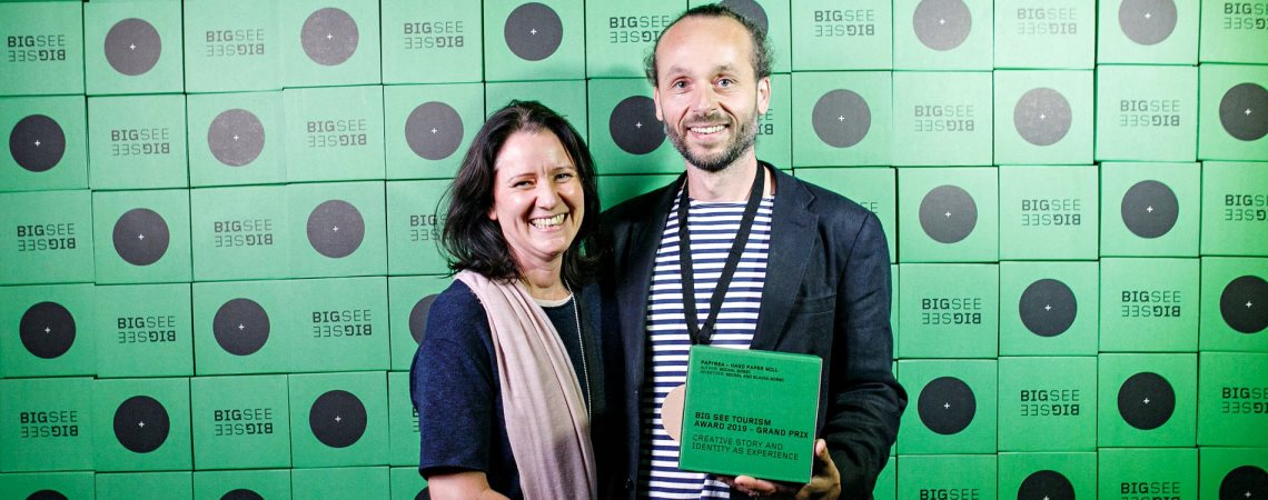 BIG SEE – Creative tourism Lublaň 2019